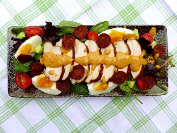 Image of smoked chicken salad