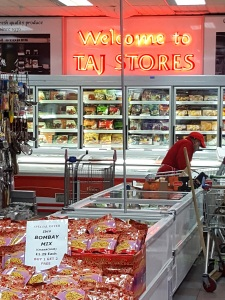 Image of Taj Stores interior