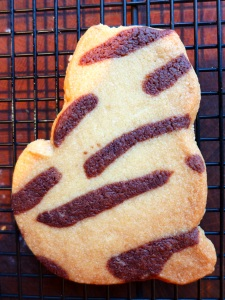 Image of a cat cookie