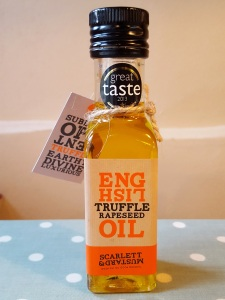 Image of truffled rapeseed oil