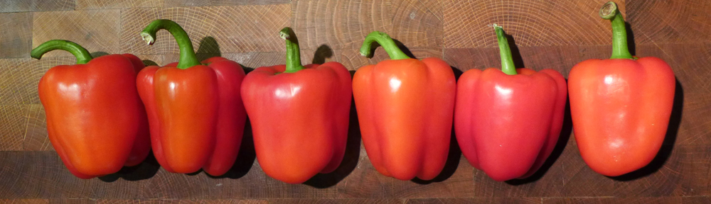 Image of red peppers