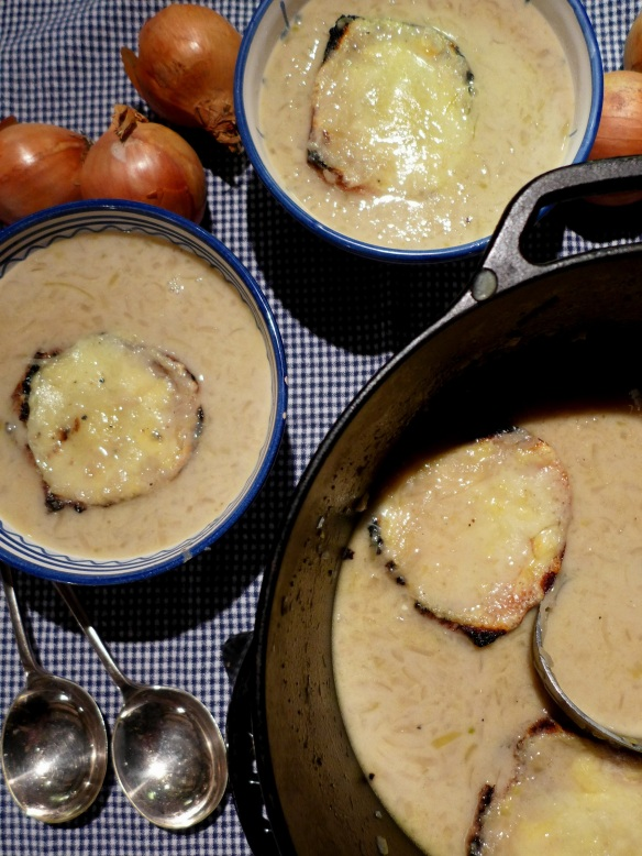 Image of Suffolk Onion Soup