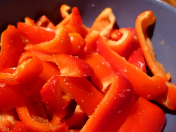 Image of salted peppers