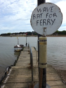 Image of Felixstowe Ferry jetty