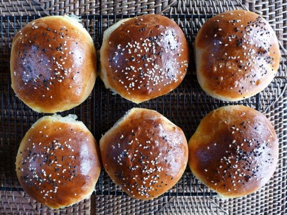 Image of brioche buns