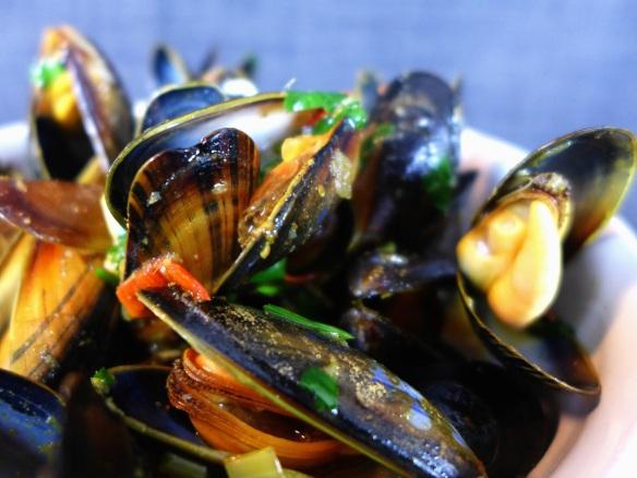Image of Goan Mussels