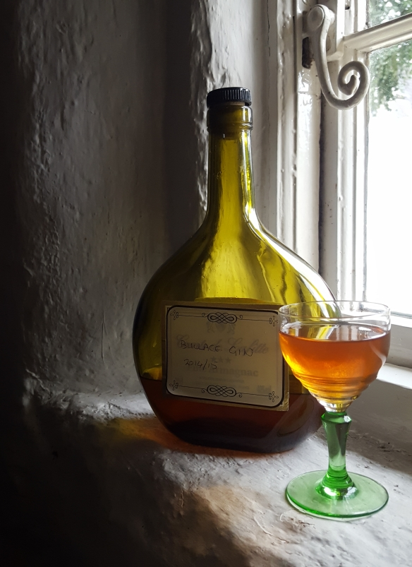 Image of bullace gin