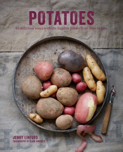 Image of Jenny Linford's Potato book