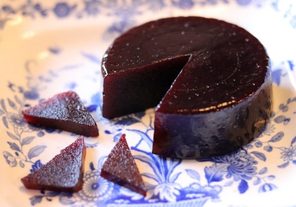 Image of damson and apple cheese