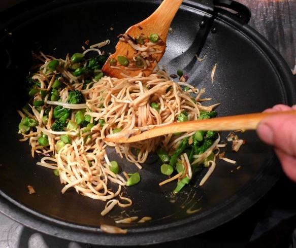 Image of stir-fry