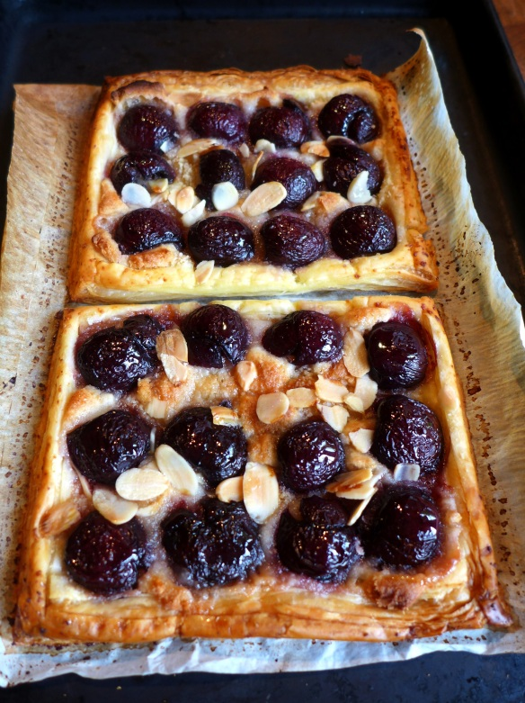 Image of cooked tarts