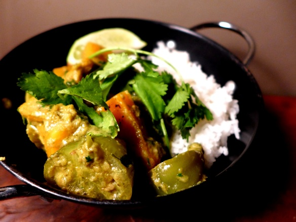 Image of Thai Green Tomato Curry