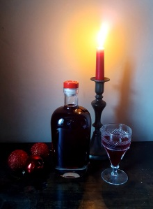 Image of damson gin