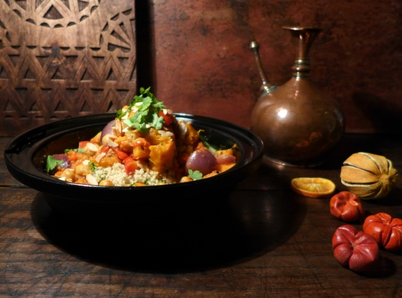 Image of spicy vegetable couscous
