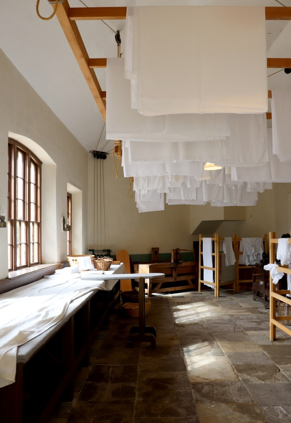 Image of the Audley End laundry room